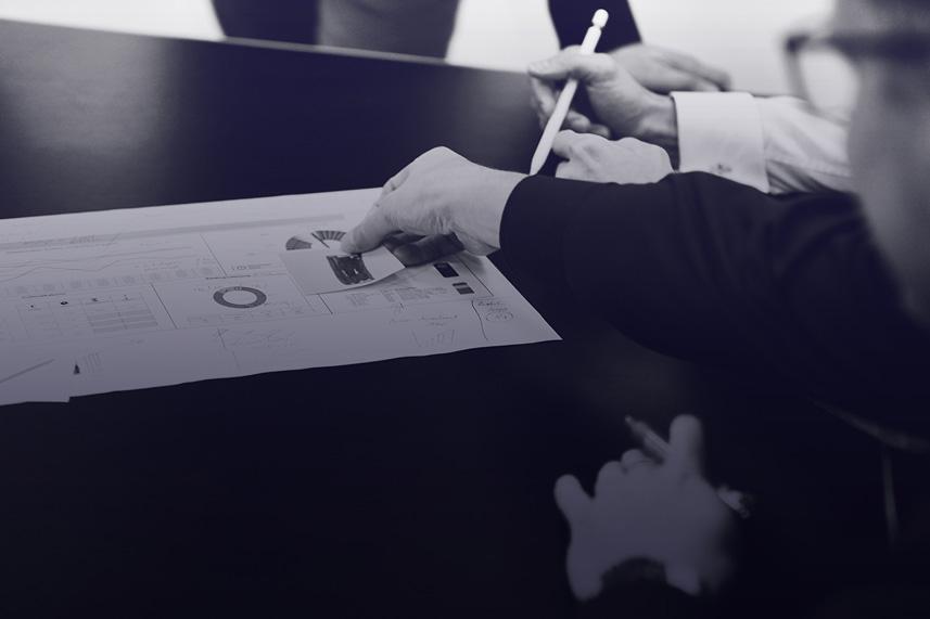Dino Eberle - Management Beratung - dinoeberle.ch - Besprechung