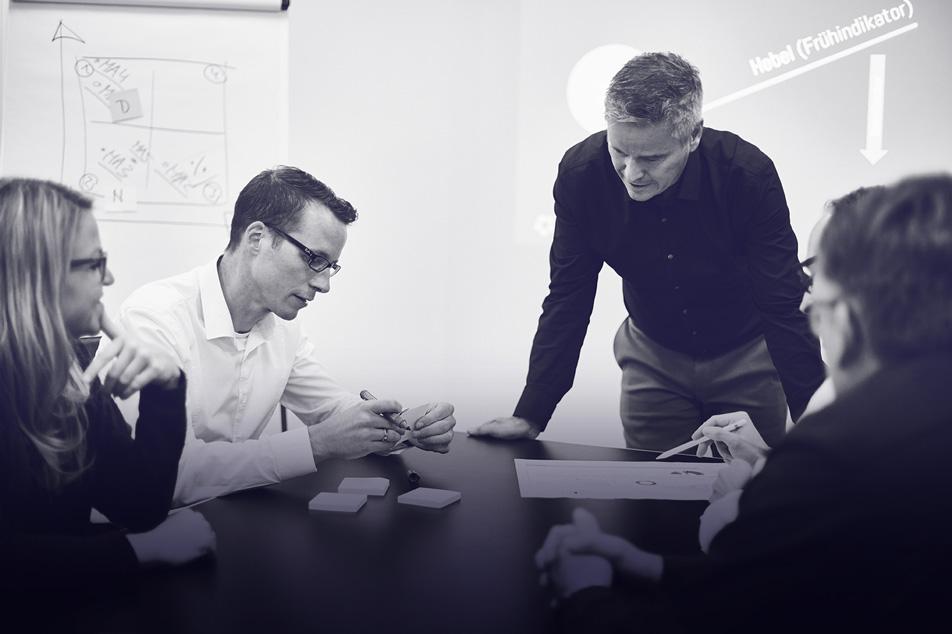 Dino Eberle - Management Beratung - dinoeberle.ch - Diskussion